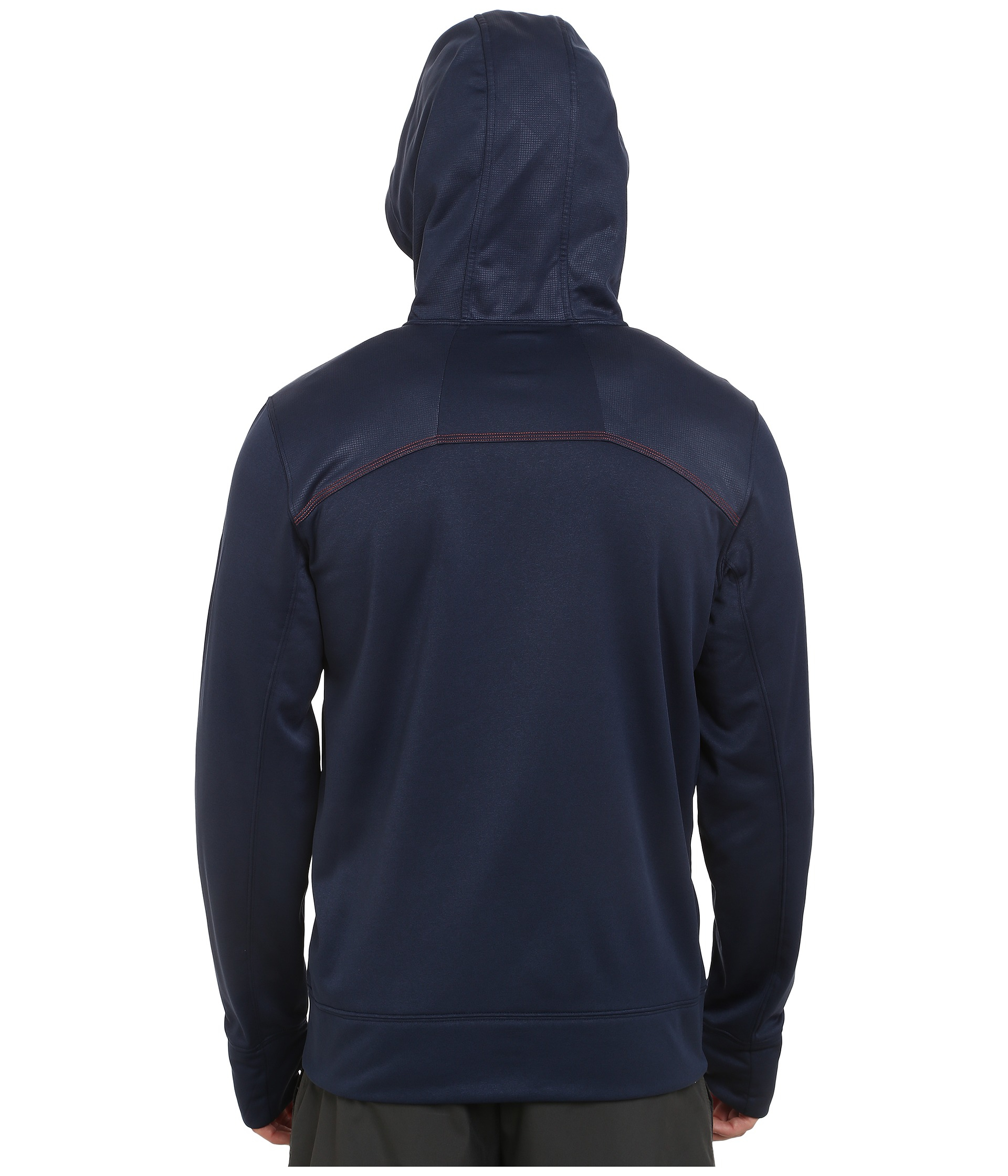 7f15e8342178 Lyst - The North Face Ampere Full Zip Hoodie in Blue for Men