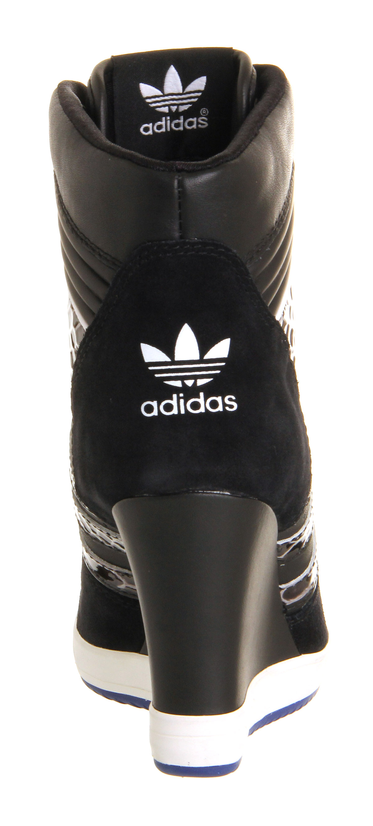 adidas Rivalry Wedge in Black - Lyst