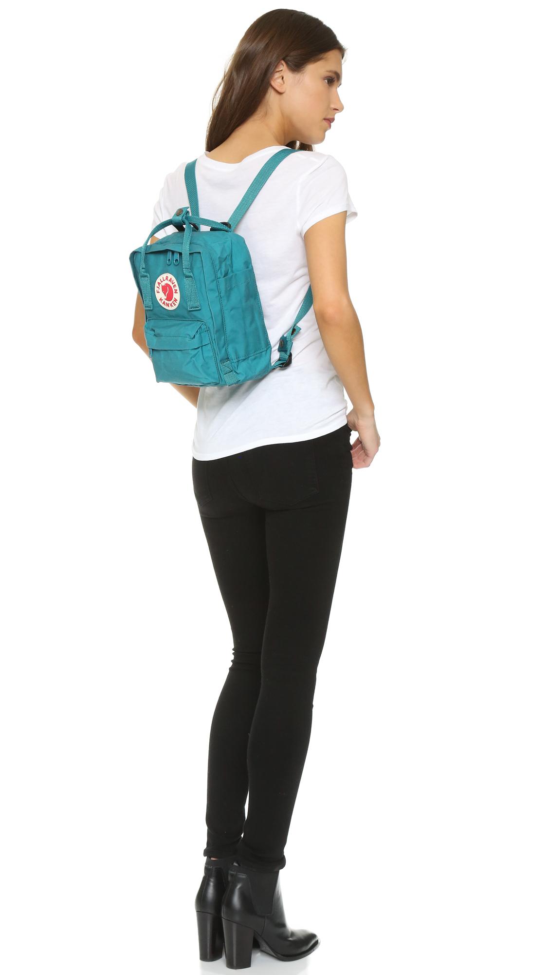 fjallraven kanken small backpack