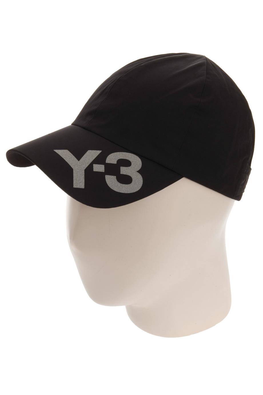ee987b07456 Lyst - Y-3 Logo Tech Cap Black in Black for Men