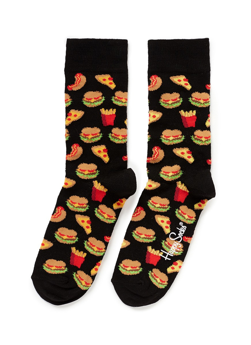 Fast Food Socks