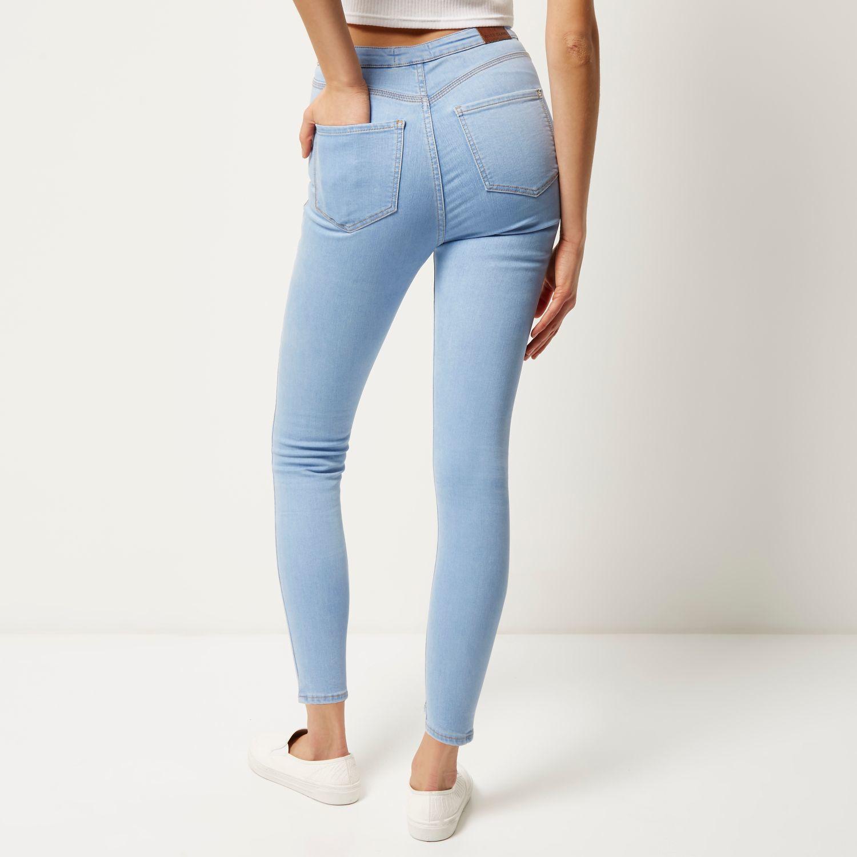 Gallery. Women's Jeggings Women's Light Wash Jeans