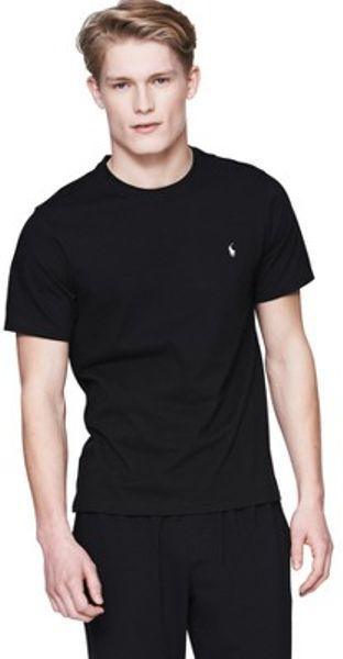 Polo Ralph Lauren Sleepwear T Shirt In Black For Men Lyst