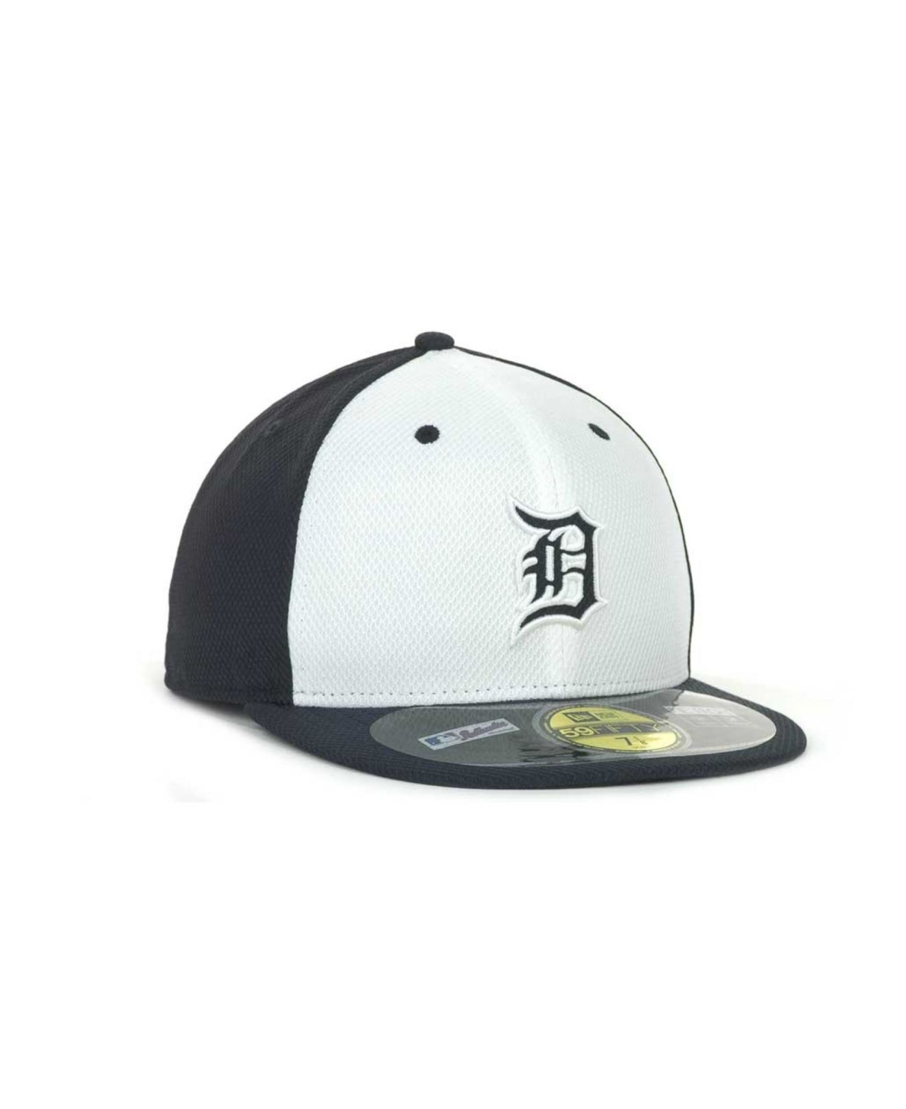 5745654f Lyst - KTZ Detroit Tigers Diamond Era 59fifty Cap in Blue for Men