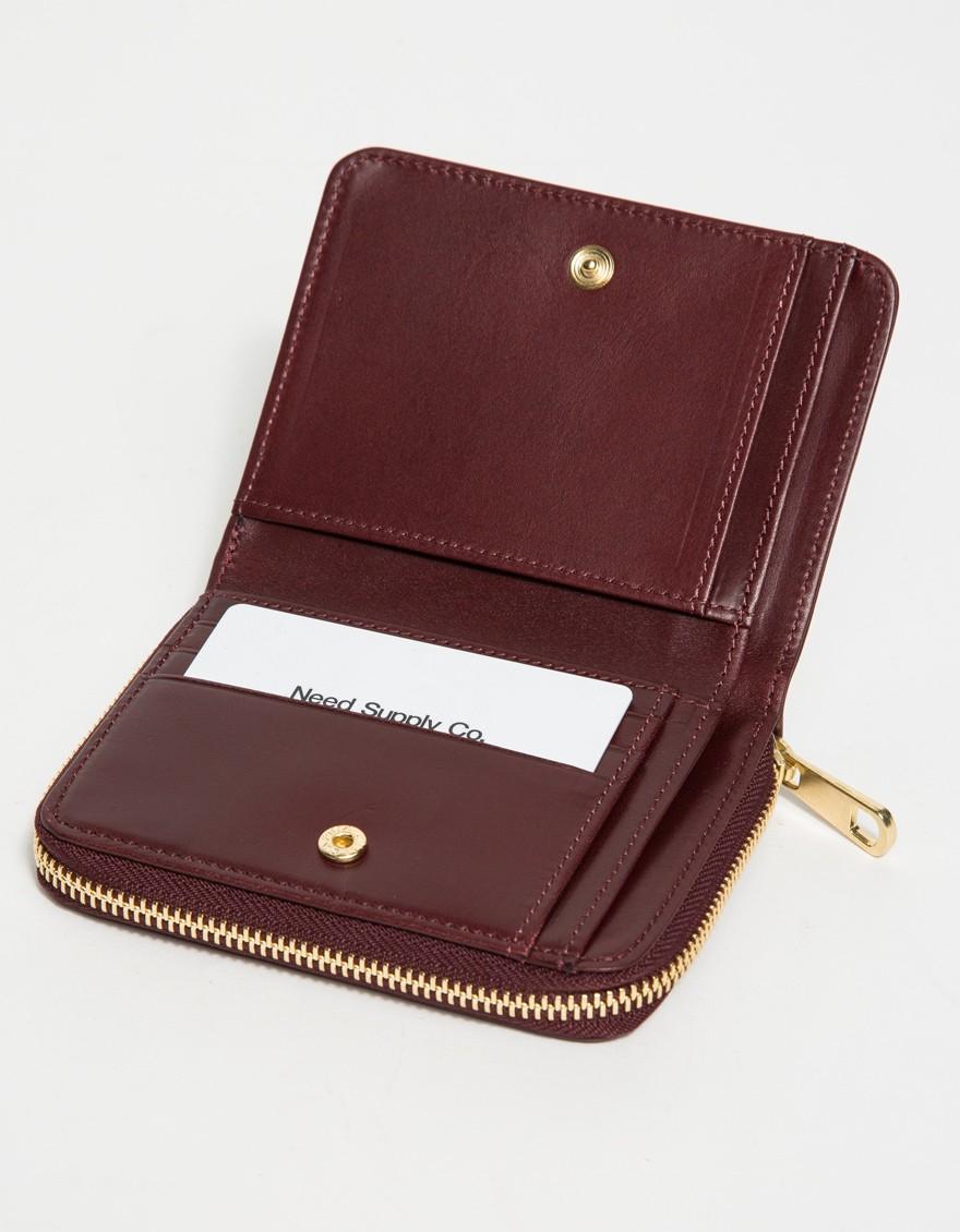 Emmanuelle compact wallet A.P.C. 35vmOq0