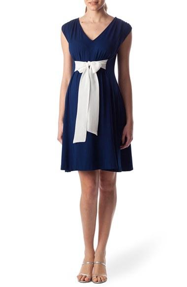 Womens Nilo Azzurro Sleeveless Dress Pietro Brunelli wj2eT