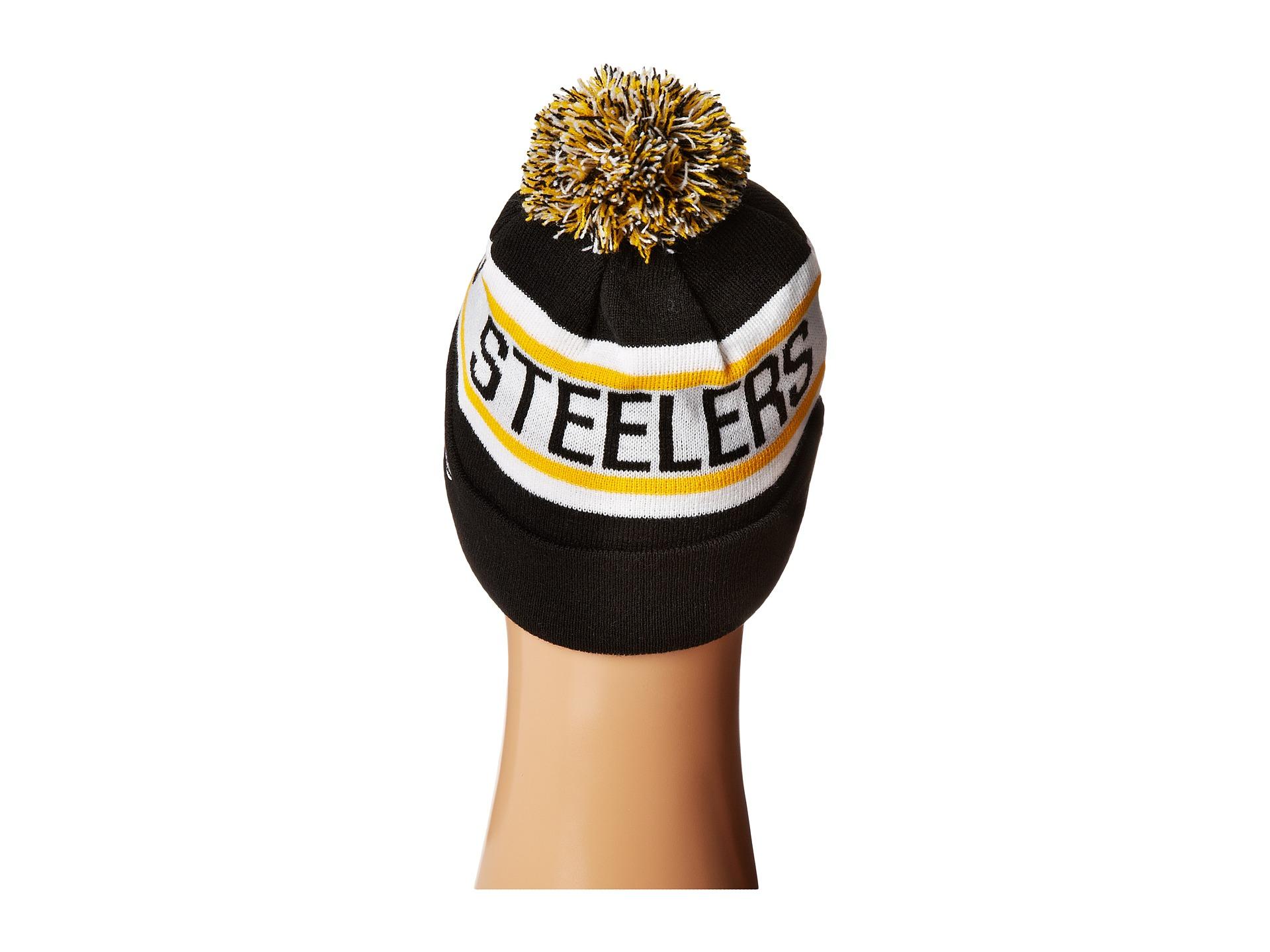 909618f0b Lyst - KTZ Biggest Fan Redux - Pittsburgh Steelers in Black