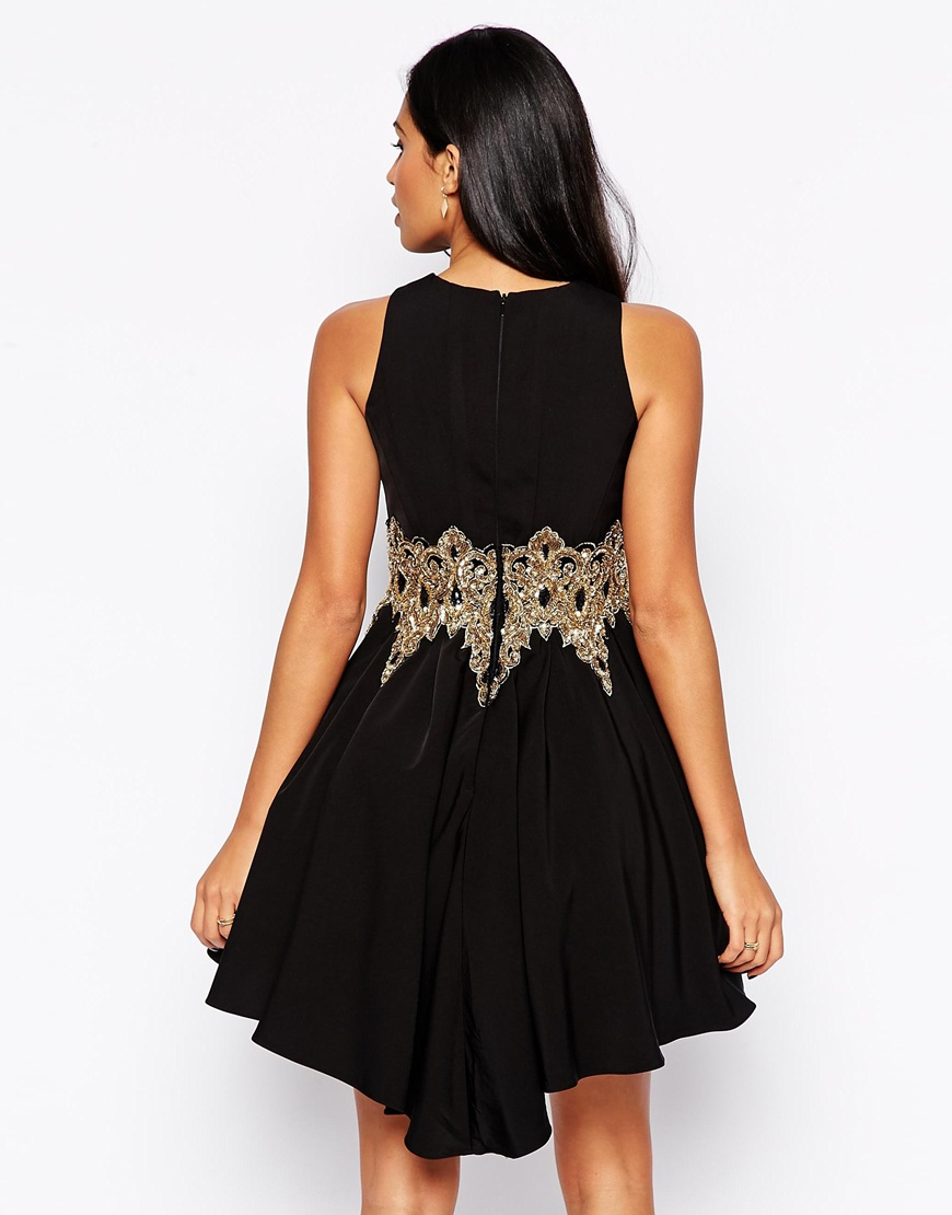 Forever Unique Gabriella Full Skater Dress With