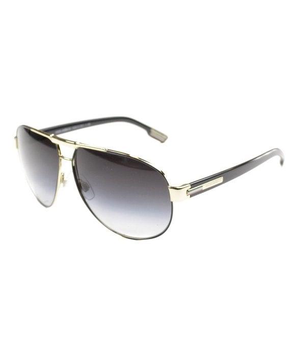 c4d9834196 Lyst - Dolce   Gabbana Dolce And Gabbana Dg 2099 10818g Gold Black ...