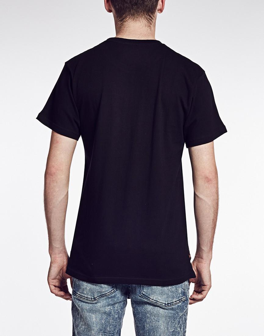 lyst eleven paris t shirt with legendary print in black for men. Black Bedroom Furniture Sets. Home Design Ideas