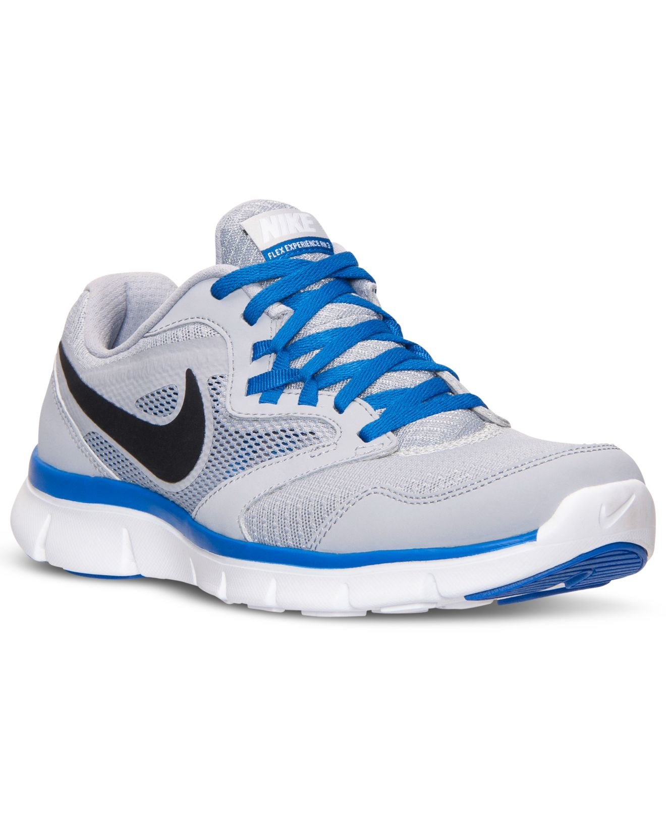 89ae1450d7c5 Lyst - Nike Men s Flex Experience Run 3 Wide Running Sneakers From ...