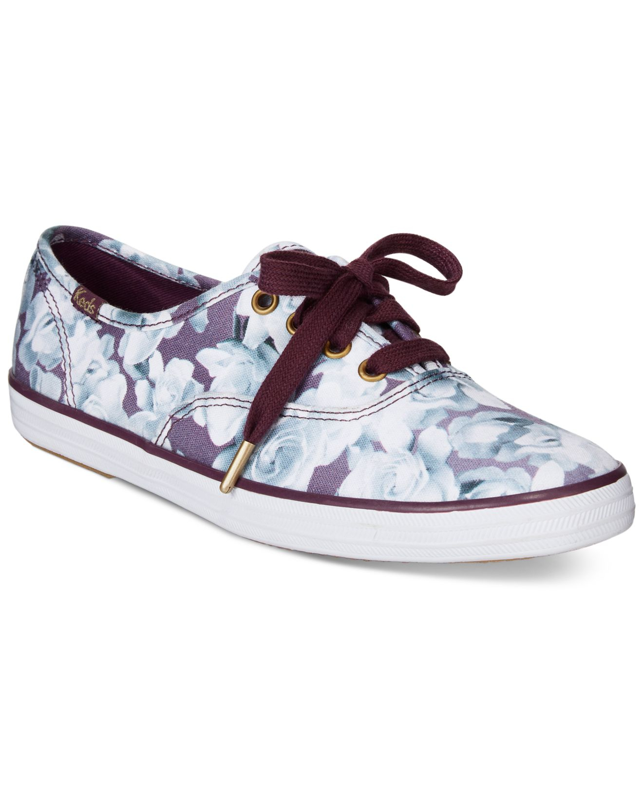 6f50192af750 Lyst - Keds Women s Limited Edition Taylor Swift Champion Floral ...