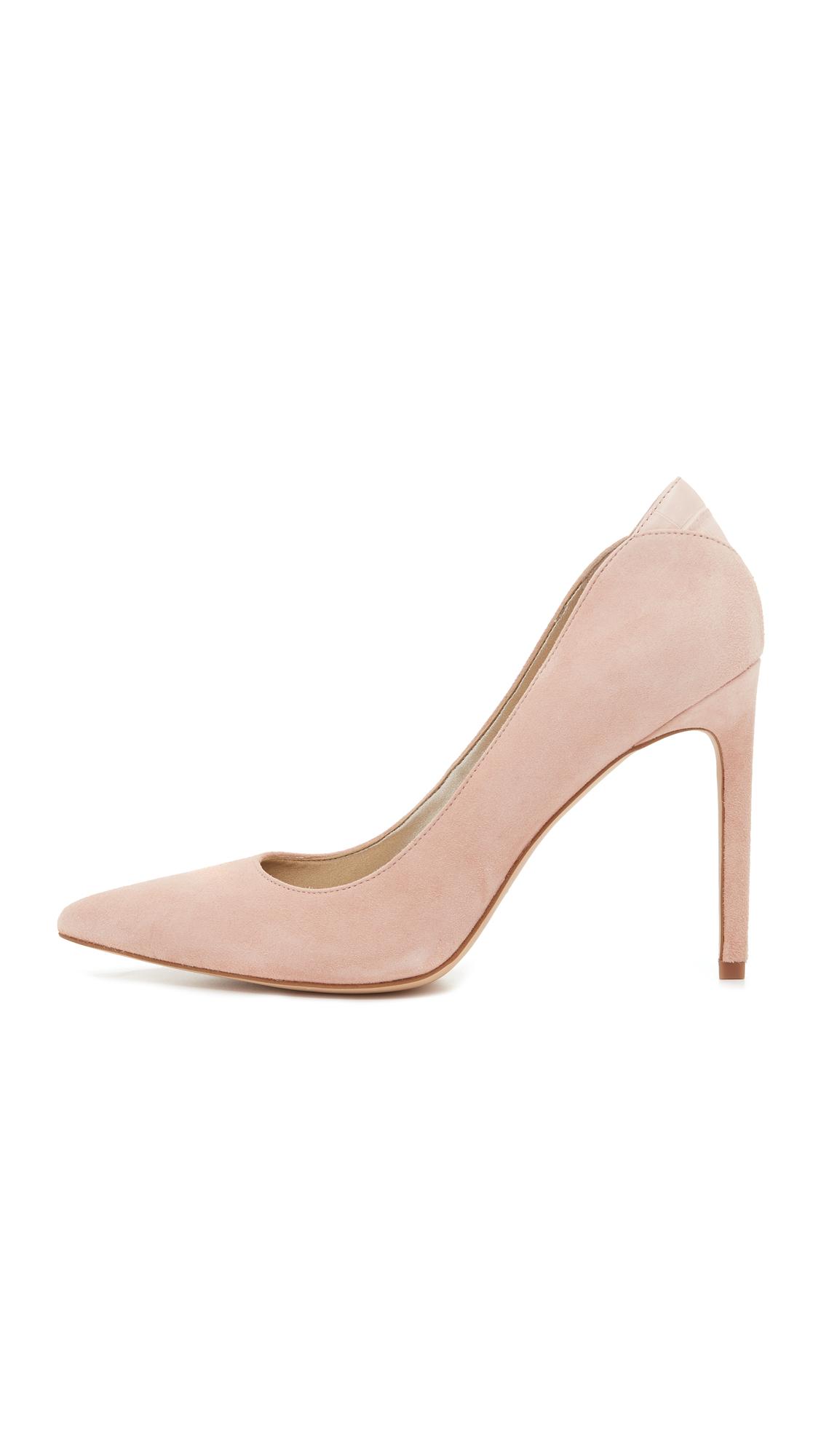 a6613ba0cae Lyst - Sam Edelman Dea Pumps in Pink