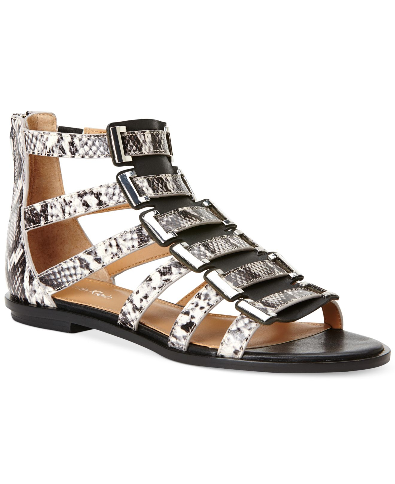 dcdf8ec1a Gallery. Previously sold at  Macy s · Women s Gladiator Sandals ...