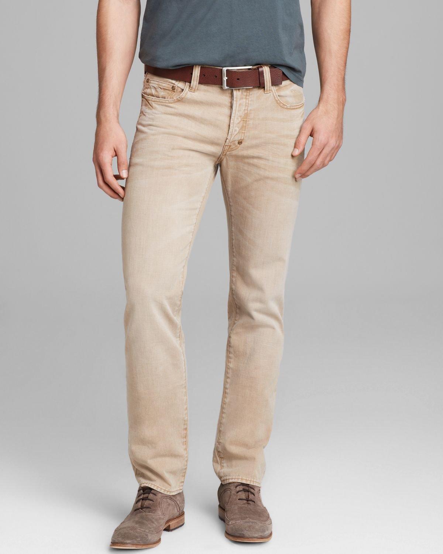 Lyst Prps Jeans Rambler Slim Fit In Beige In Natural For Men