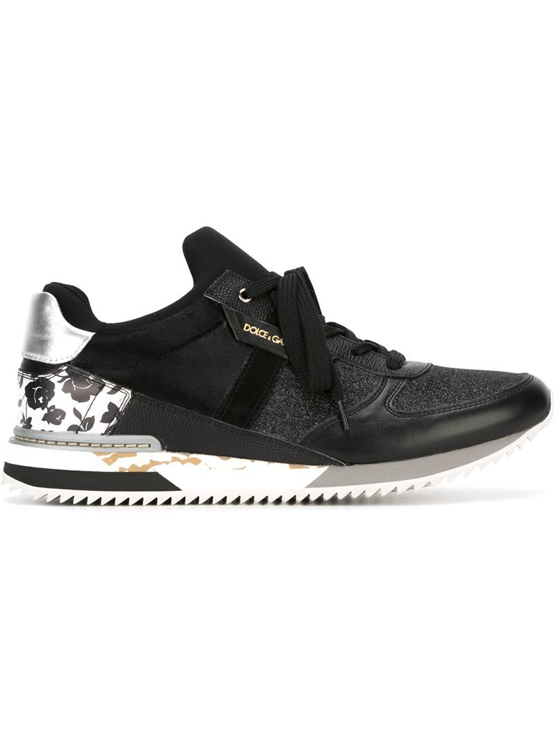 Dolce & GabbanaPanelled sneakers zWQR3fj
