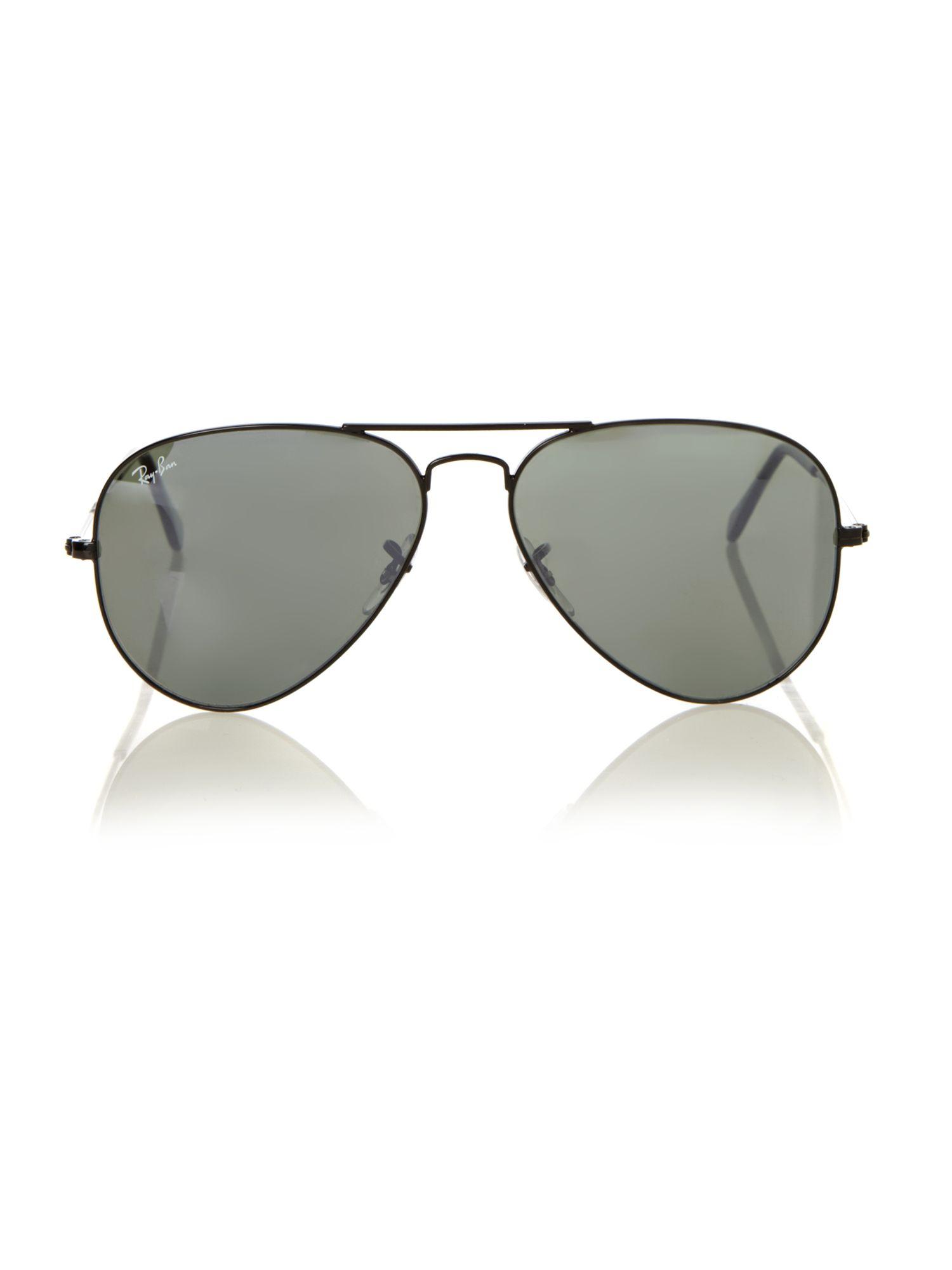 Ray ban aviator очки фото