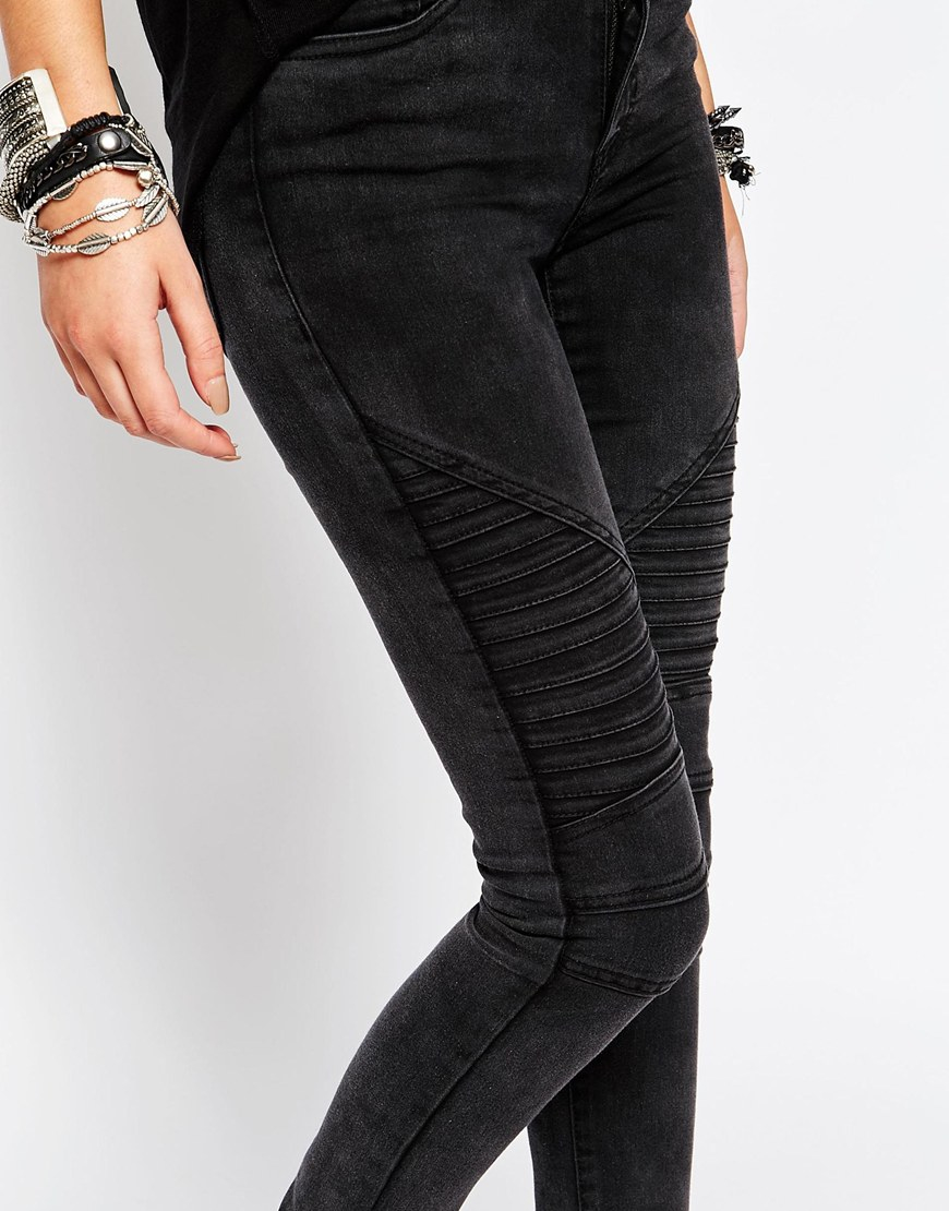 Gallery. Women's Biker Jeans ...