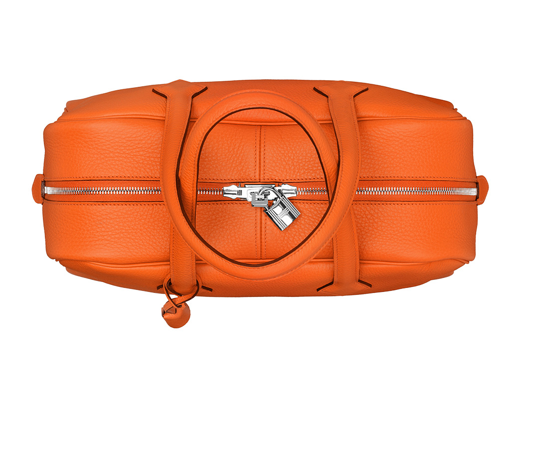 Herm¨¨s Victoria Ii in Orange (FEU) | Lyst