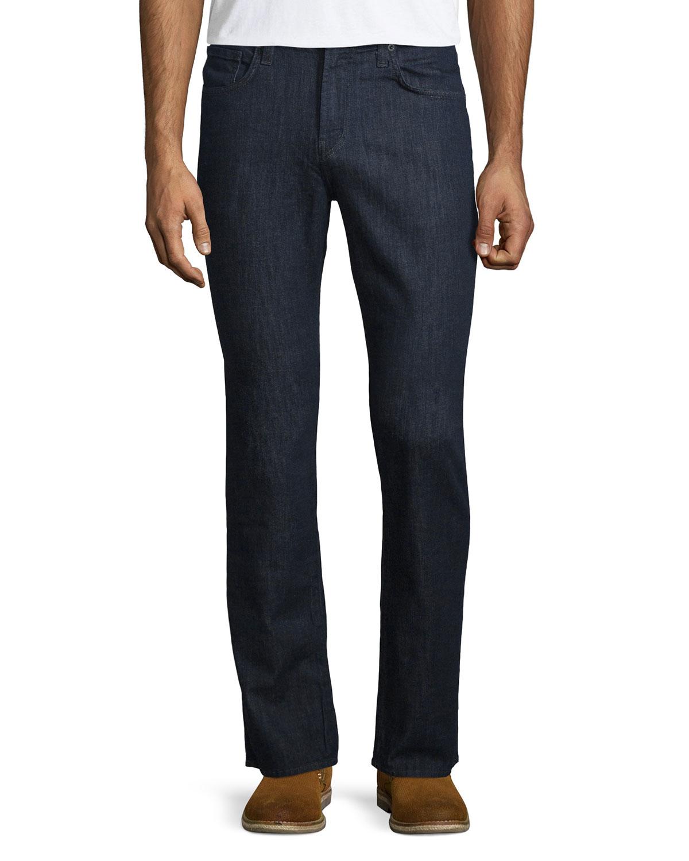 j brand kane clean wash straight leg denim jeans in blue for men lyst. Black Bedroom Furniture Sets. Home Design Ideas