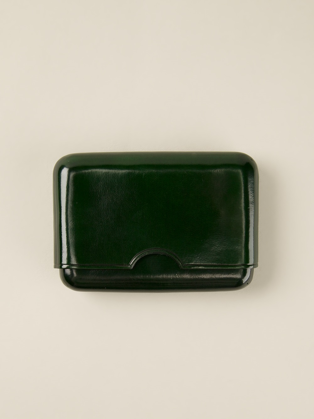 Lyst - Il Bussetto Business Card Holder in Green for Men
