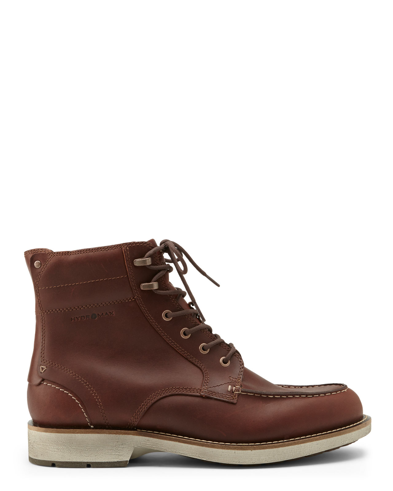 the latest cute cheap large discount Ecco Bendix Lace-Up Boots in Rust (Brown) for Men - Lyst