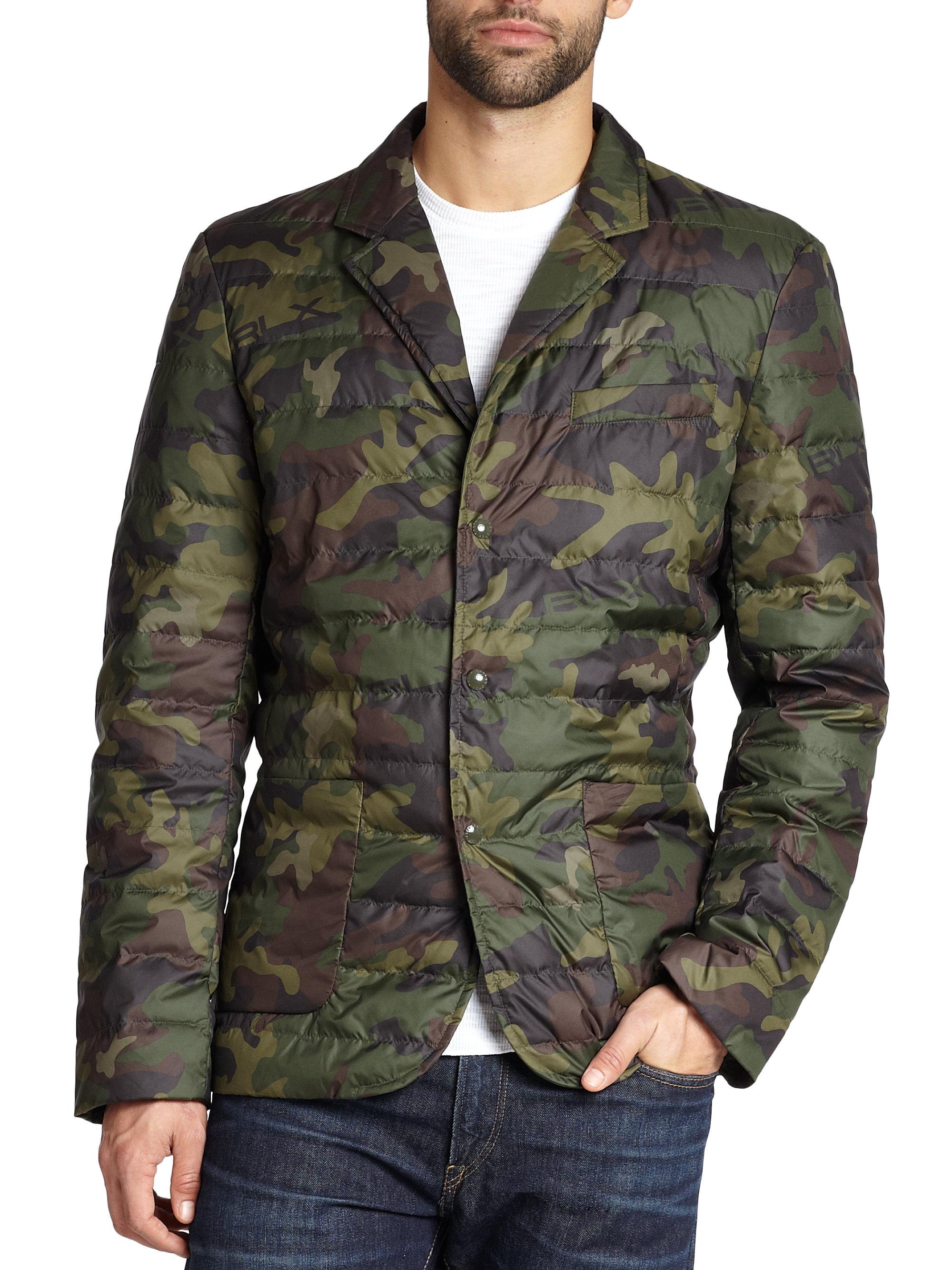 Polo Ralph Lauren Ac Packable Down Jacket In Green For Men