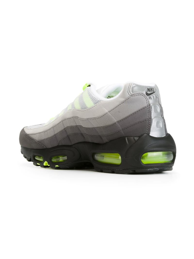 95 Best Justice Images On Pinterest: Nike 'air Max 95' Sneakers In Yellow For Men (GREY)