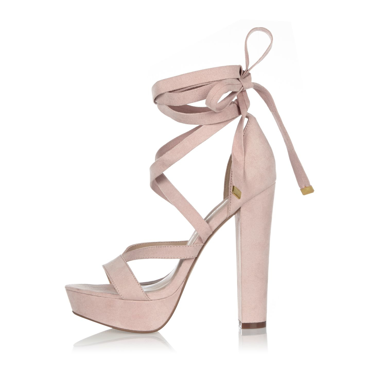 River IslandHigh heeled sandals - pink cmBuE2JD2R