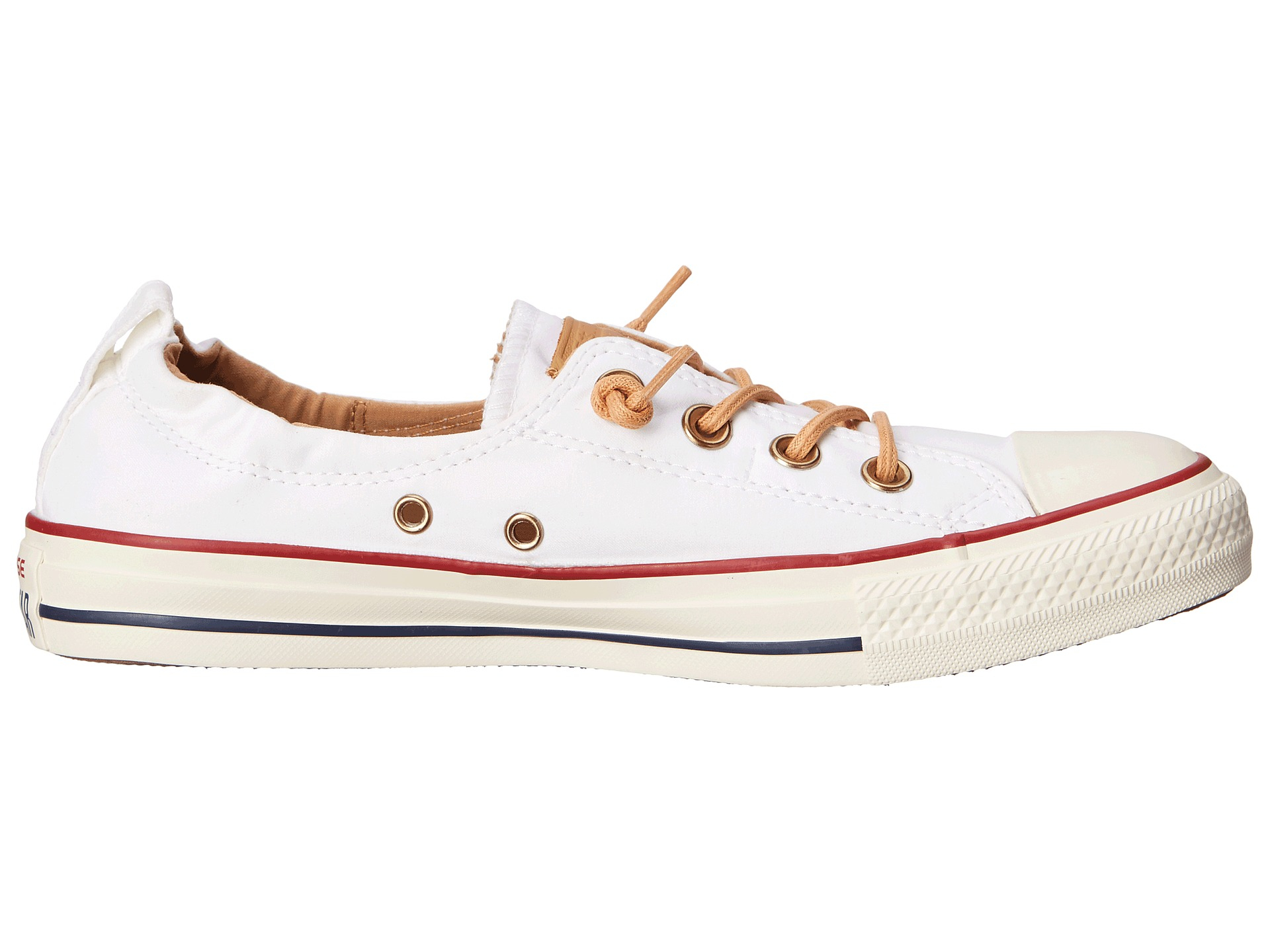 0a7fc151484a2f Gallery. Previously sold at  Zappos · Women s Converse Chuck Taylor Women s Leather  Sneakers ...