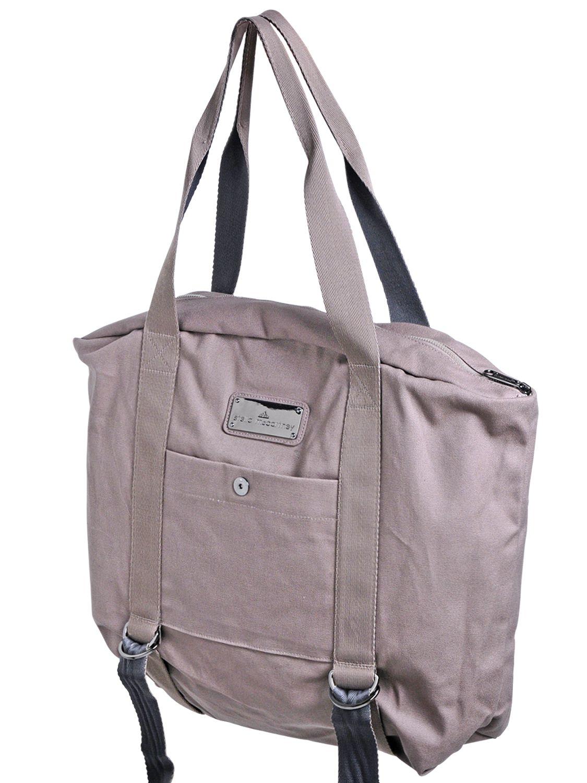11b275d6e7 Lyst - adidas By Stella McCartney Yoga Shoulder Bag in Gray