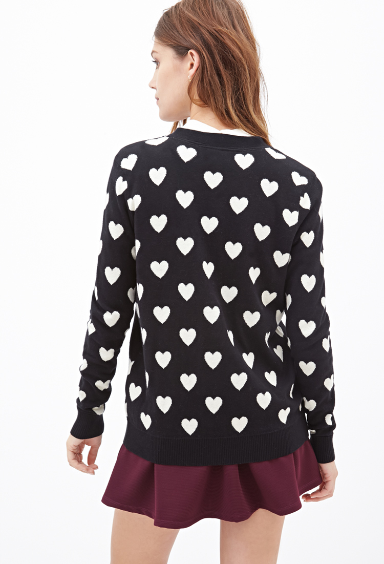 Womens black cardigan by Too Fast AX Paris Knitted Multi Heart Sweater. by AxParis. $ $ 29 95 Prime. FREE Shipping on eligible orders. ten is heart Cardigan Thin Long-Sleeve Cape Womens Summer Office Gown Elegant. by ten is heart. $ - $ $ 17 .