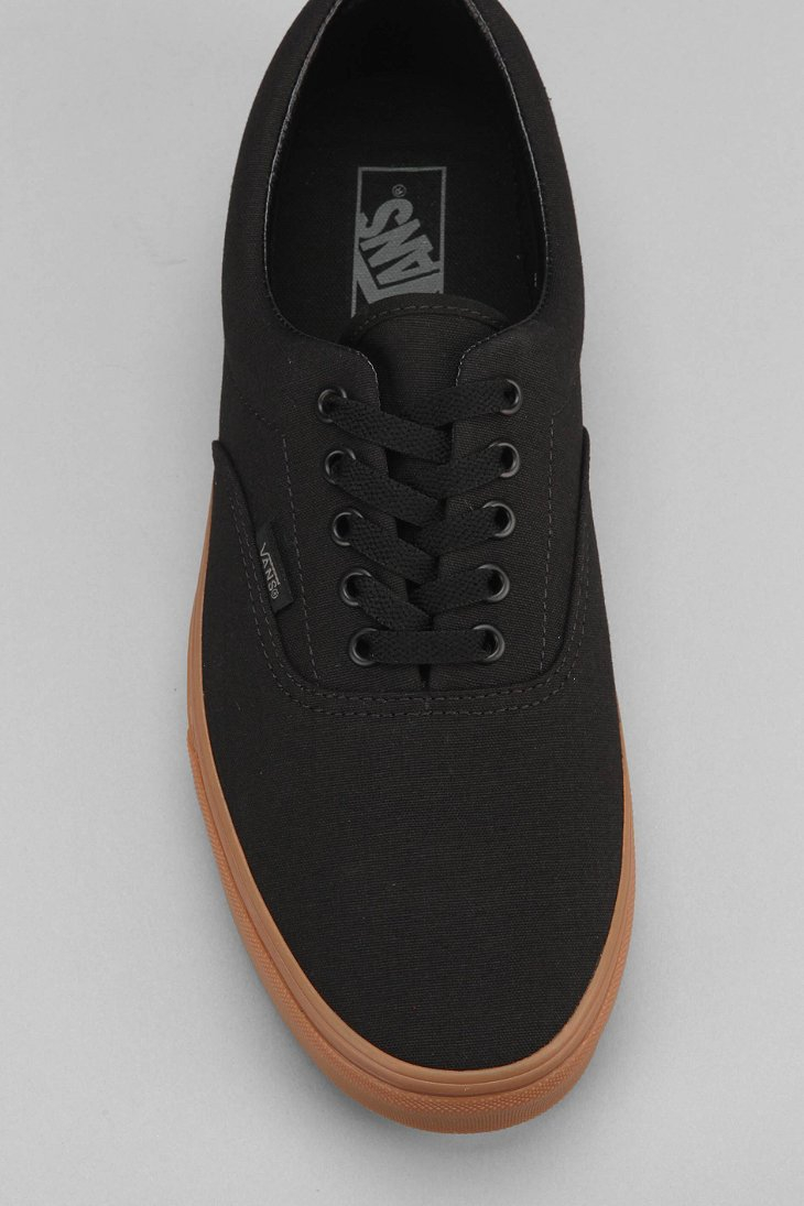 c60997c8e2187d ... Lyst vans era gum sole mens sneaker in black for men jpg 730x1095 Vans  shoes gum  Vans old skool ...