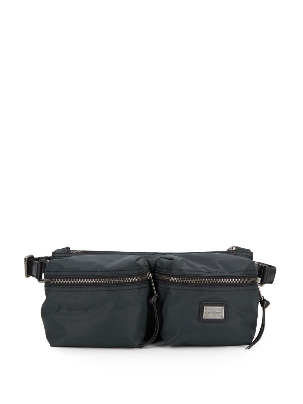 ... Lyst - Dolce Gabbana Nylon Waist Bag in Gray for Men best loved 7702b  2ed28 ... 4020bced5d
