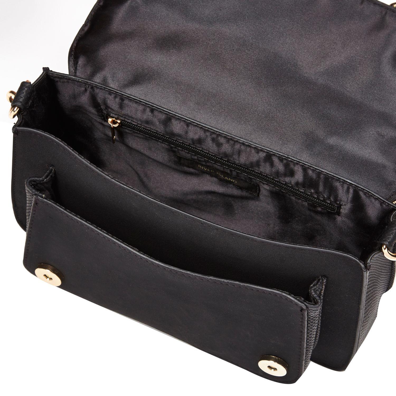 Black mini satchel river island – Trend models of bags photo blog