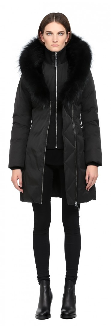 Black Coats: Stay warm with our great selection of Women's coats from gtacashbank.ga Your Online Women's Outerwear Store! Get 5% in rewards with Club O! Women's Fur Hood Down Jacket. 3 Reviews. SALE. Women's Black Leather Detachable Fur Collar Jacket.