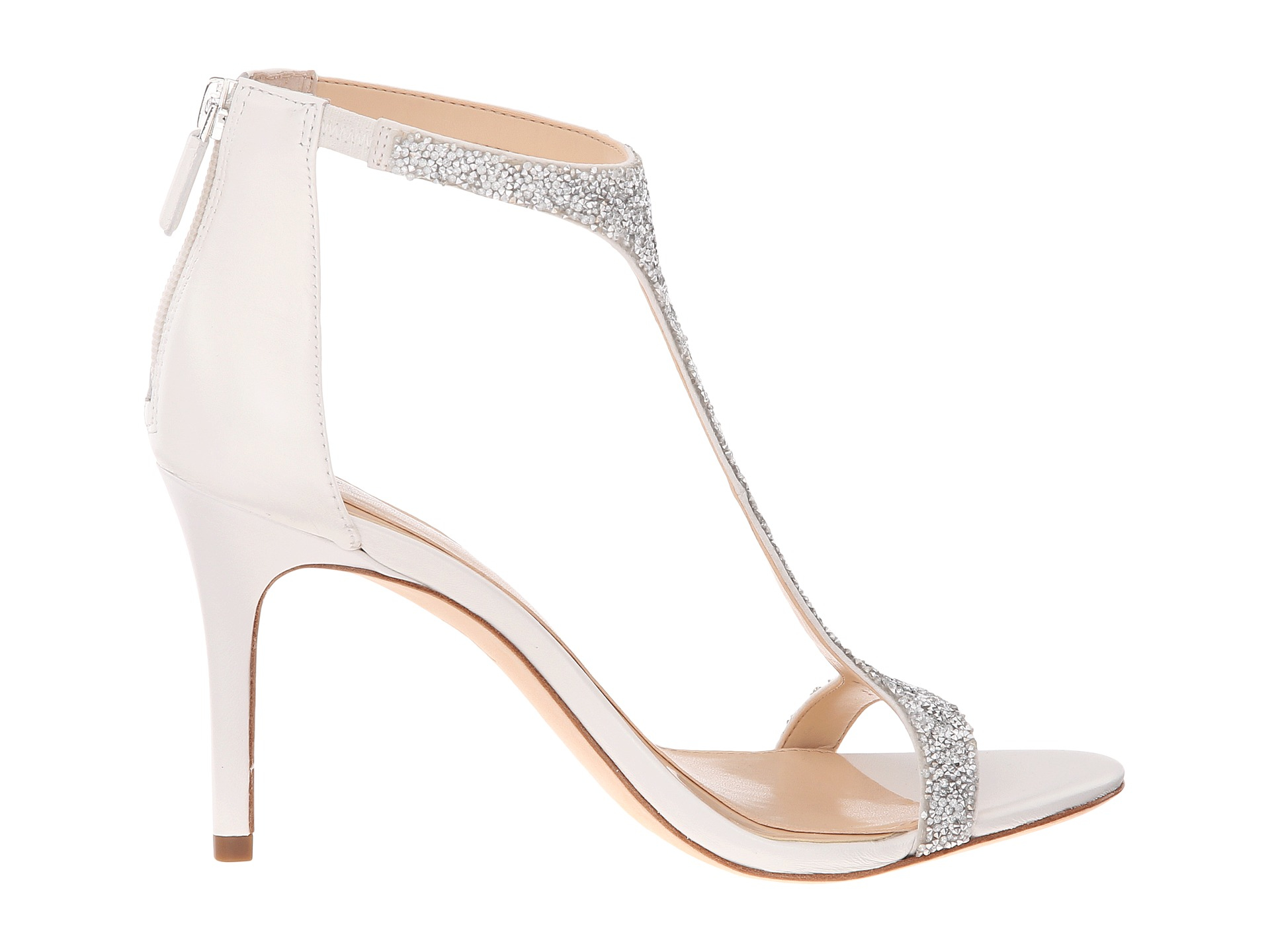 8eefaf3e7260 Lyst - Imagine Vince Camuto Phoebe in White