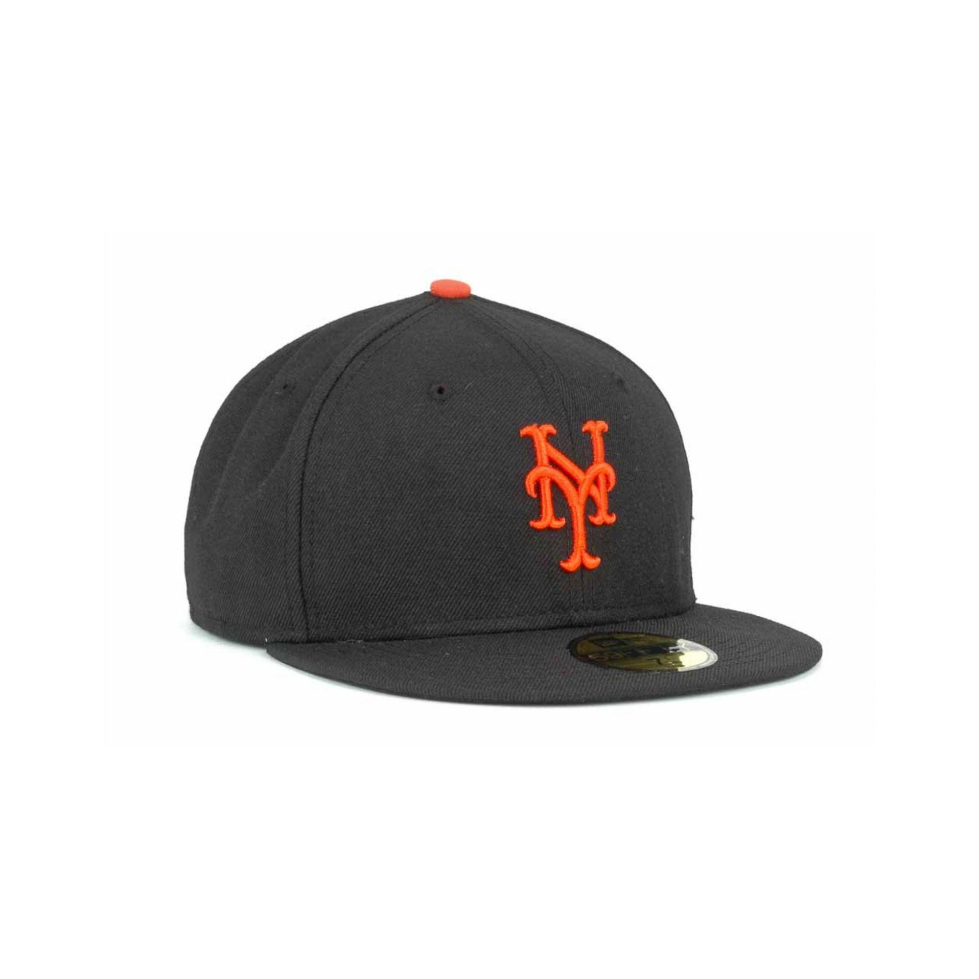 54c891aac5b Lyst - Ktz New York Giants Mlb Cooperstown 59fifty Cap in Black for Men