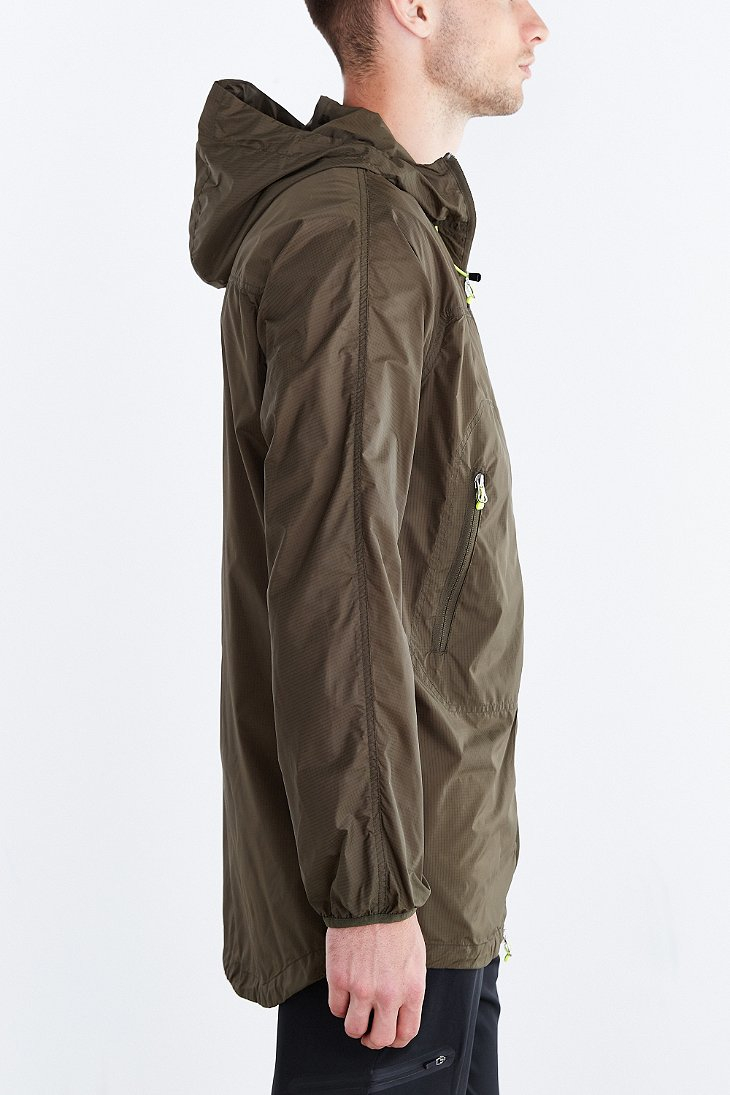 Penfield Inuvik Lightweight Parka Jacket in Green for Men | Lyst