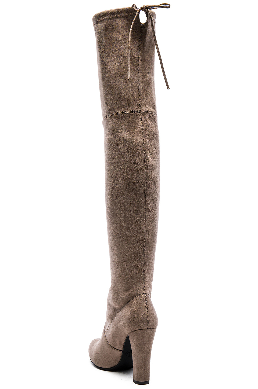 adb9c5e0597 Lyst - Steve Madden Gorgeous Boot in Brown
