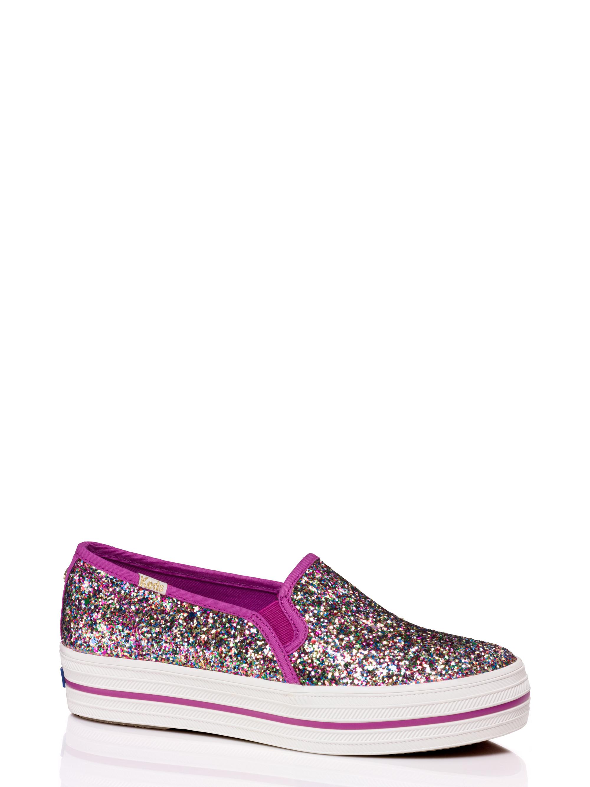 4b1d0bb3e8e81 Lyst - Kate Spade Keds For Decker Too Sneakers