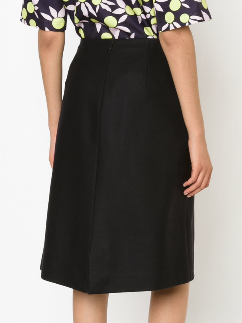 Classic A Line Skirt