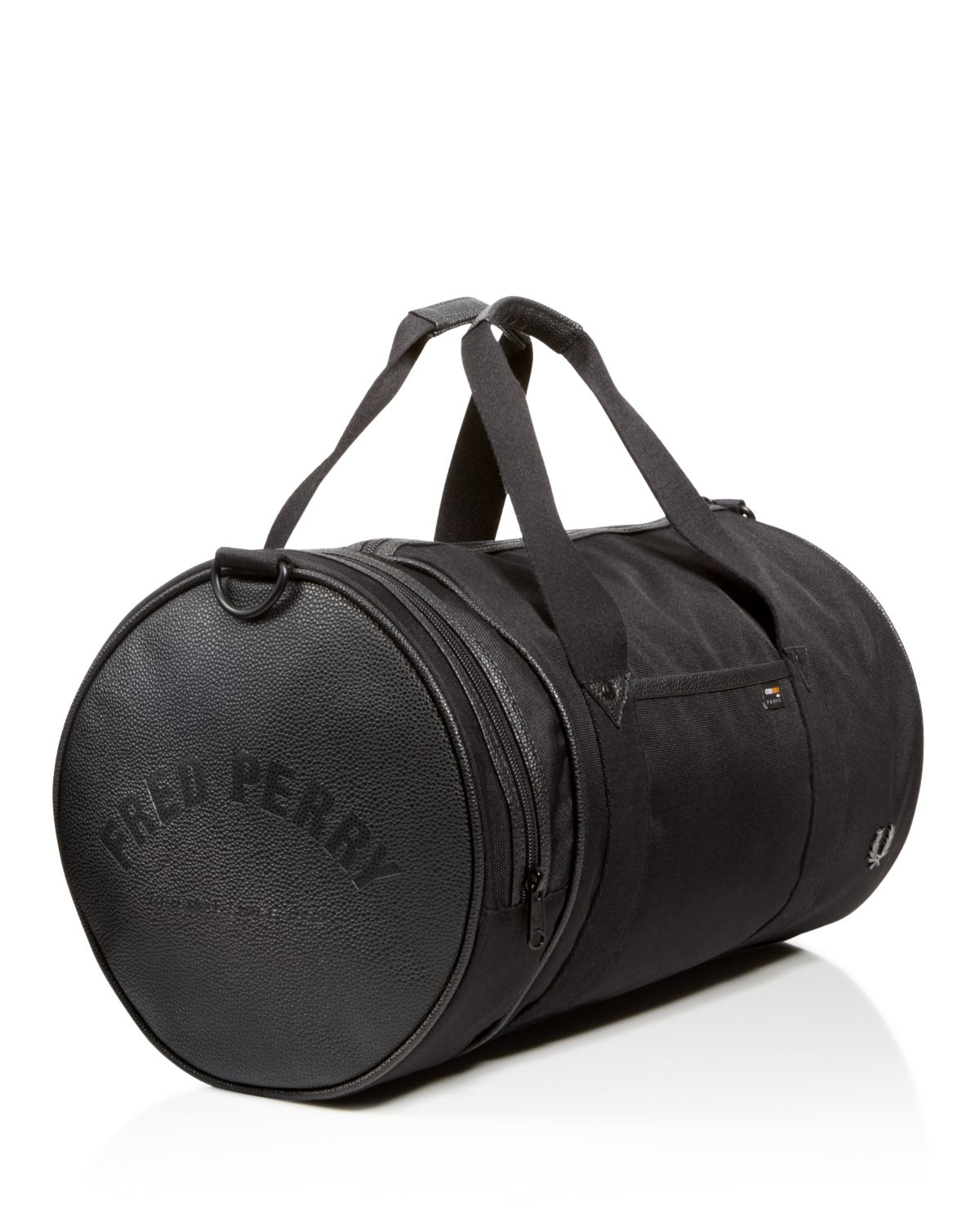 Fred Perry Men's Sports Canvas Barrel Bag. by Fred Perry. $ - $ $ 73 $ 79 30 Prime. FREE Shipping on eligible orders. Some sizes/colors are Prime eligible. 5 out of 5 stars 1. Banjo Brothers Canvas Barrel Bag. by Banjo Brothers. $ $ 27 99 Prime. FREE Shipping on eligible orders.