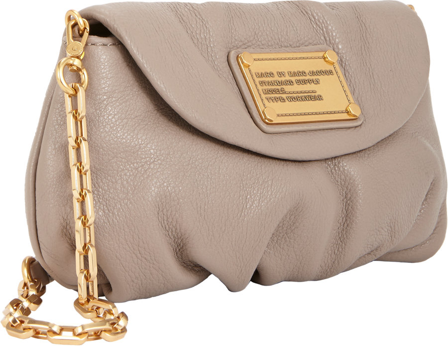 a6e8ffe4ce37 Marc By Marc Jacobs Crossbody Classic Q Karlie Bag in Natural - Lyst