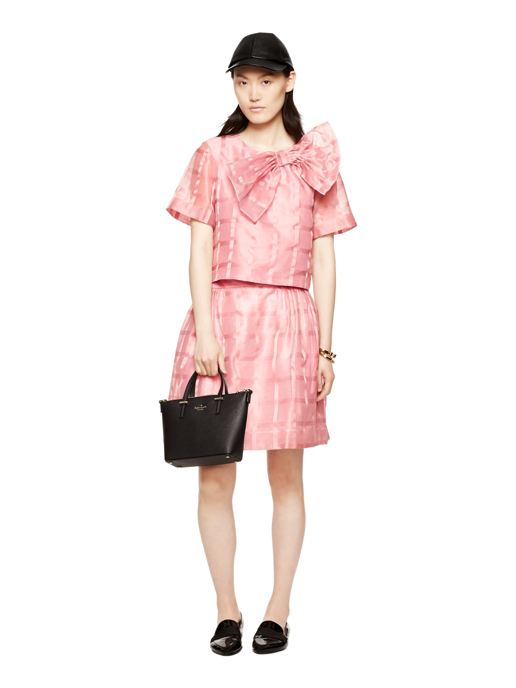 Lyst - Kate spade new york Adri Top in Pink