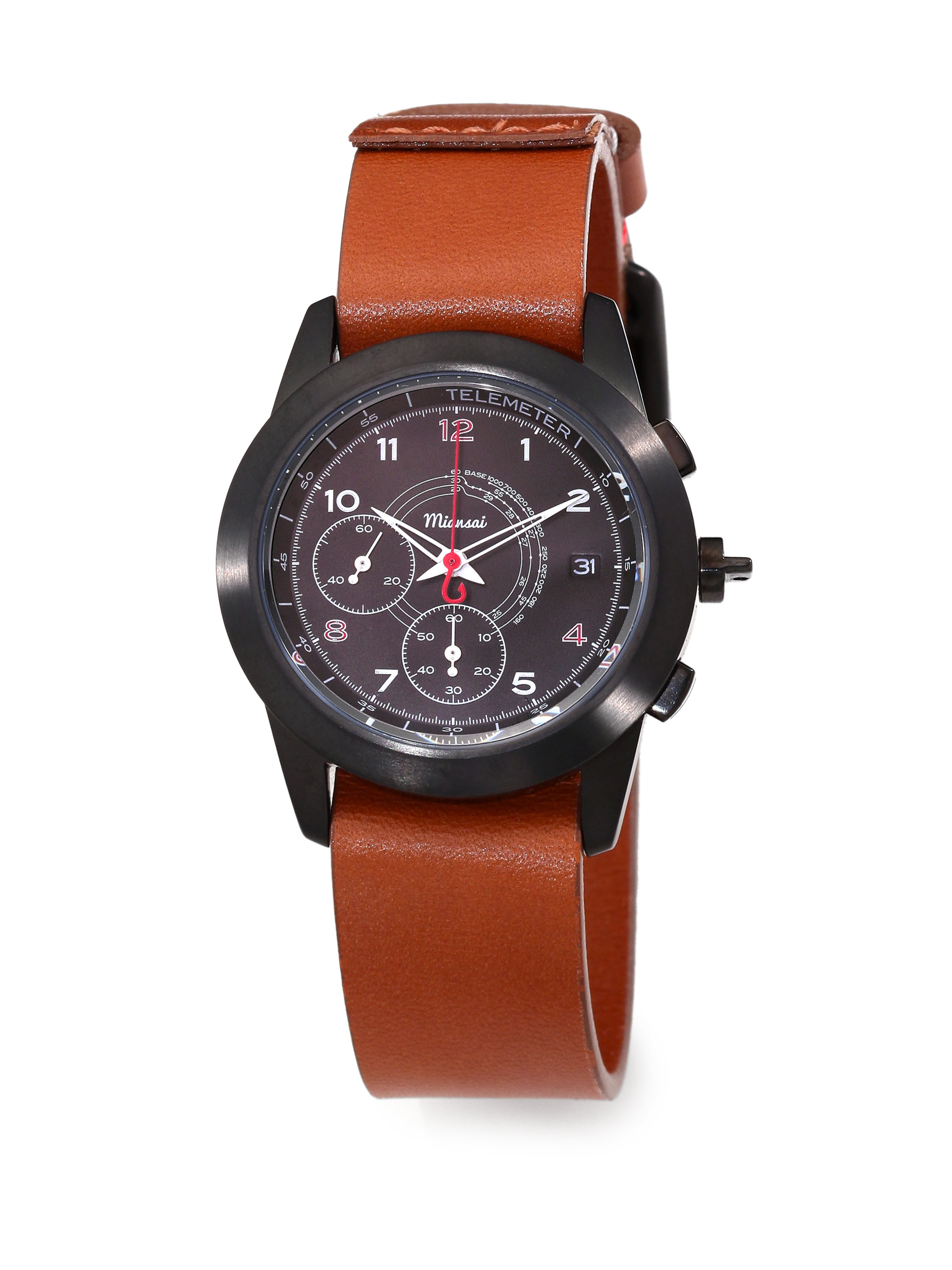 miansai m2 stainless steel in brown for rust