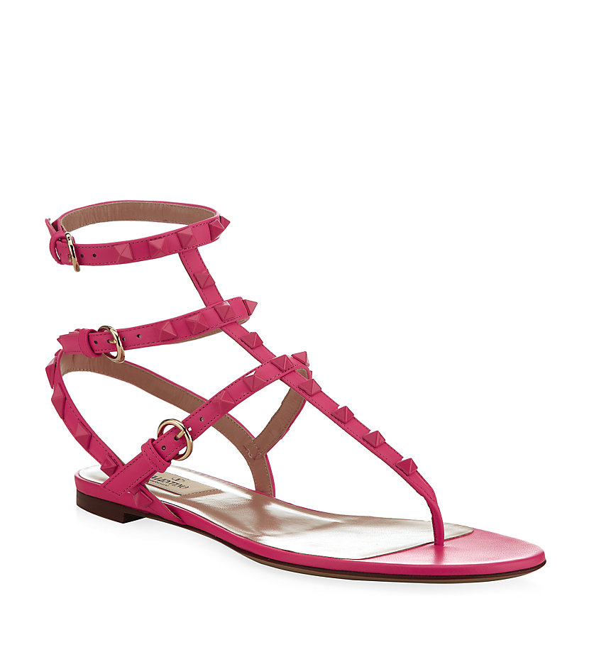 5ee1cff5cf97ef Gallery. Previously sold at  Harrods · Women s Gladiator Sandals Women s  Valentino ...