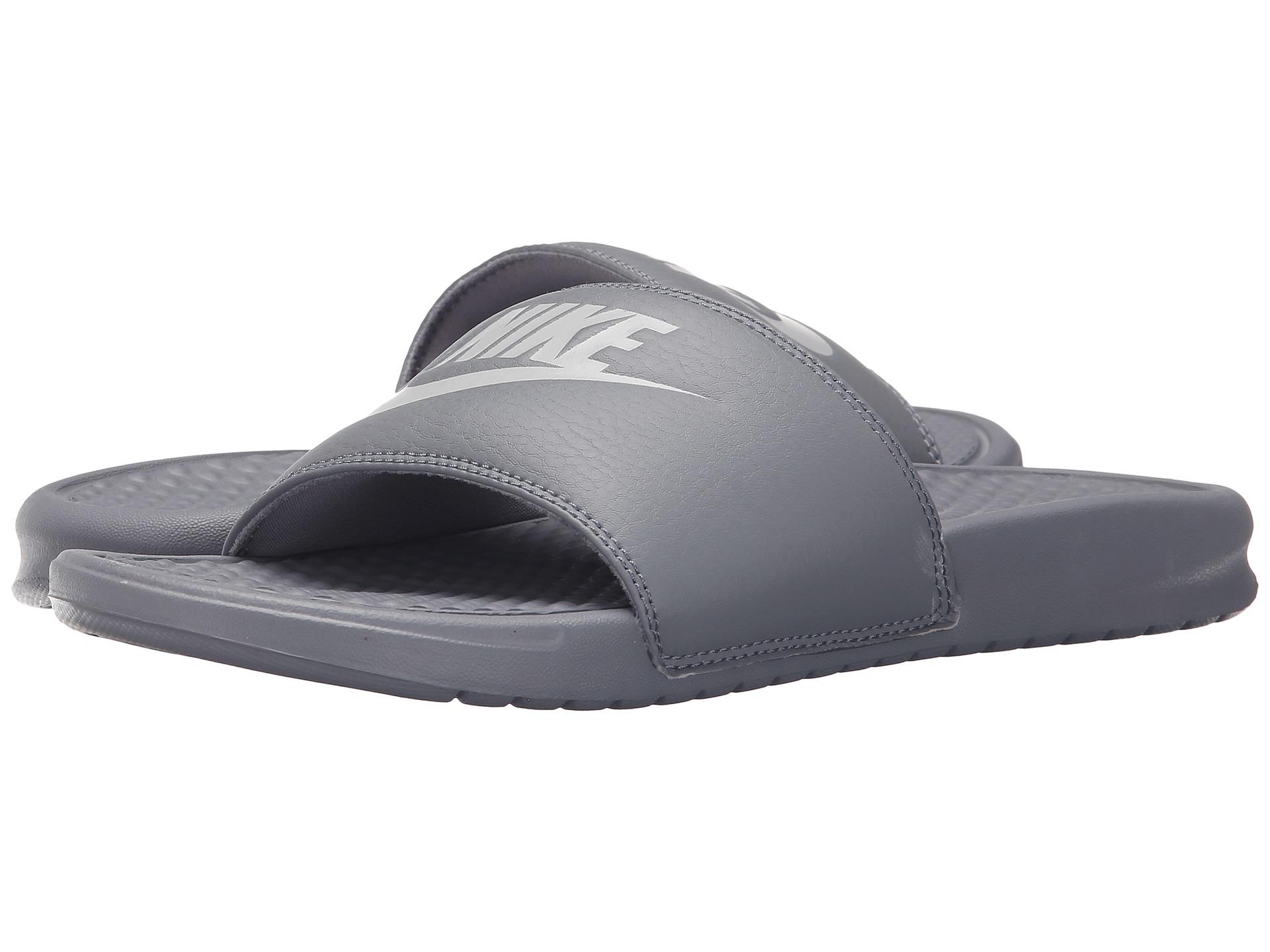 Lyst Nike Benassi Jdi Slide In Gray