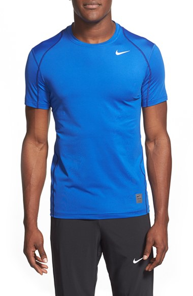 Lyst Nike 39 Pro Cool Compression 39 Fitted Dri Fit T Shirt