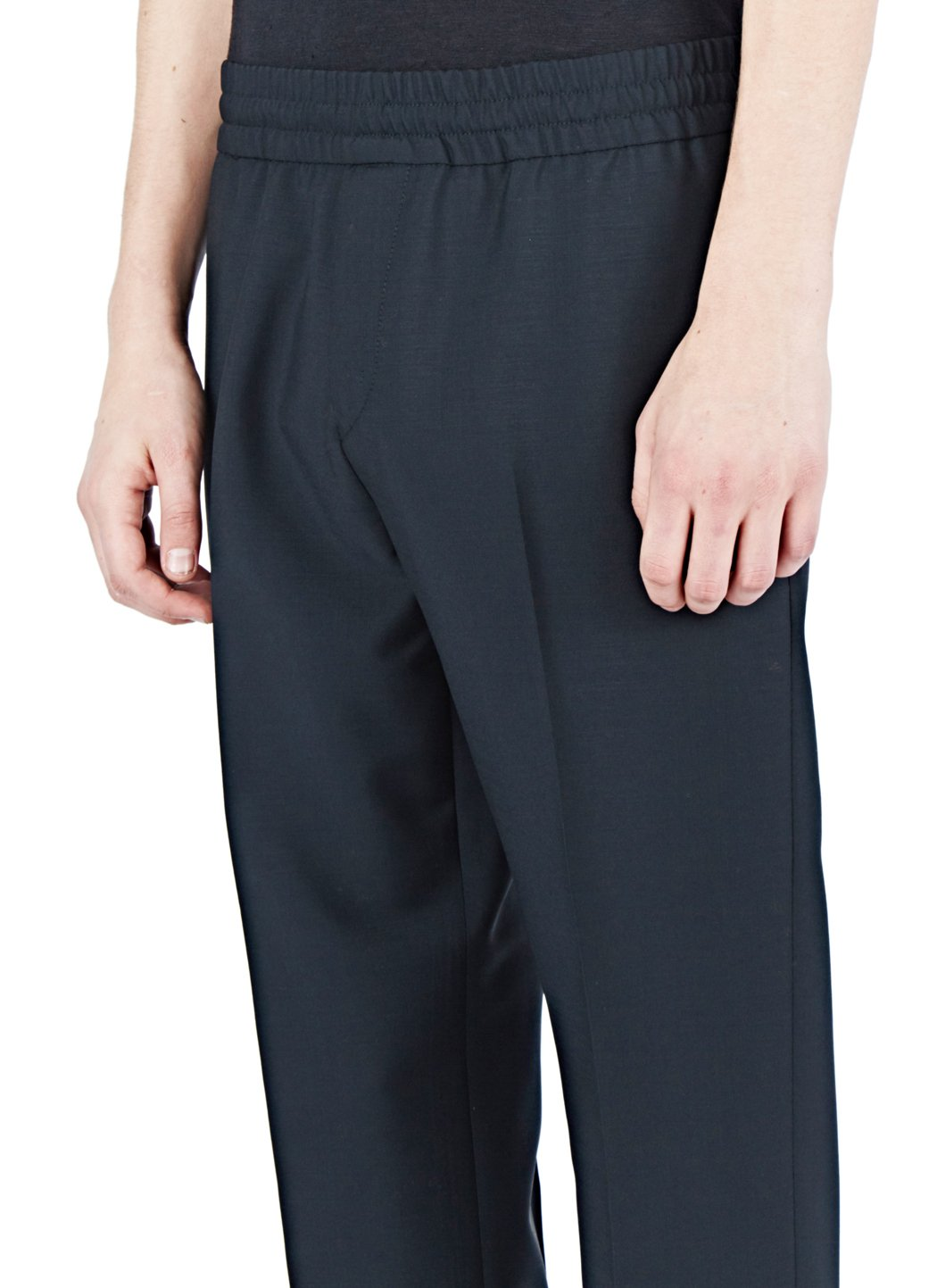 f6b7be98c36c Lyst - Acne Studios Ryder Pants in Black for Men